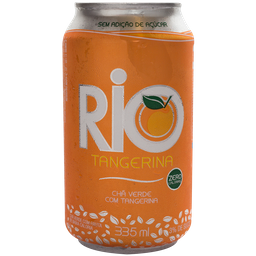 Chá Rio Tangerina