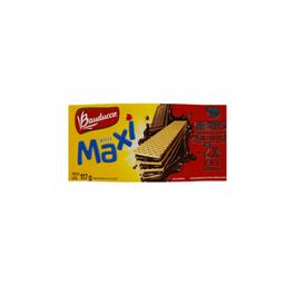 Bauducco Biscoito Waffer Max Chocolate