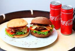 2 Mata Fomes + 2 Coca-Cola Original Lata 350ml
