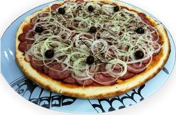 Pizza de Calabresa Paulista