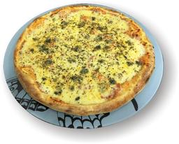 Pizza de Três Queijos II