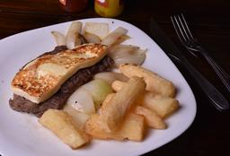 Carne De Sol De Cachoeirinha Com Queijo Coalho
