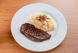 Steak & Risoto