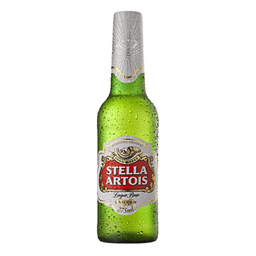 4x Cerveja Stella Artois Pale Larger 275ml