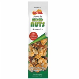 Barra Cereal Agtal Sementes 30 g