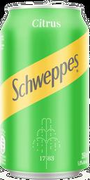 Refrigerante Schweppes Citrus Lata 350 mL