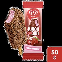Picolé Kibonbon Morango 77ml