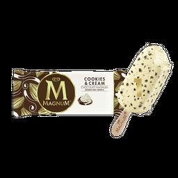 Picolé Kibon Magnum Cookies & Cream 90ml