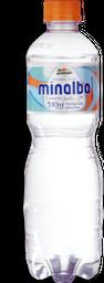 Água Minalba Com Gás 510 mL
