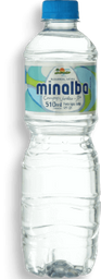 Água Minalba Sem Gás 510 mL