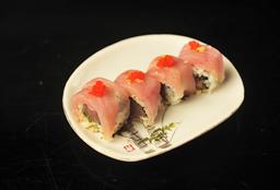 Uramaki Spice Salmon - 4 Unidades