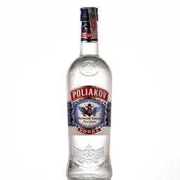 Vodka Poliakov Premium 750 mL