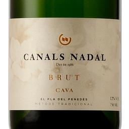 Vinho Cava Canals Nadal Brut (Orgânico) 750 mL