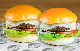 Q- Burger Classic - Leve 2 Pague 1