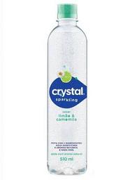 Água Sparkling Limão Crystal - 510ml