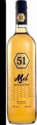 Aperitivo 51 Mel com Toque De Limão 740 mL