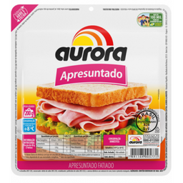 Apresuntado Aurora Fat 200 g