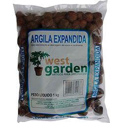 Argila Expandida West 1 Kg