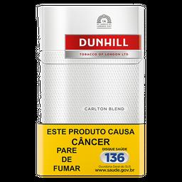 Cigarro Carlton Blend Dunhill Ks Nr Box Com 10 Pacotes