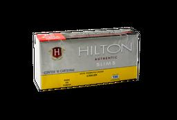 Cigarro Hilton Authentic Slims Longo 10 Carteiras