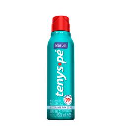 3x2 Desodorante Tenys Pé Baruel JS Menta Fresh 92g