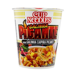 Nissin Cup Noodles Galinha Caip.Pic. 68 g