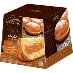Arcor Panettone Premium Doce Leite