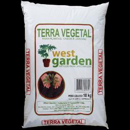 Terra Vegetal West 10Kg