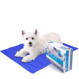 Tapete Gelado Chalesco Pet Cooling Mat para Cães (Tamanho G)