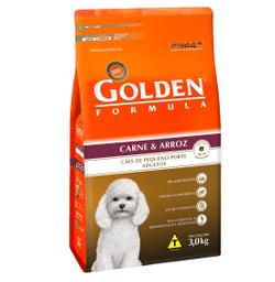 Ração Golden Fórmula Mini Bits Para Cães Adultos Pequeno Porte S