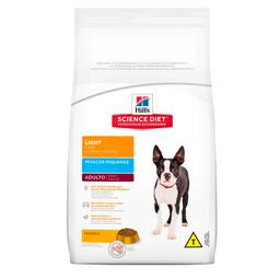 Ração Hills Science Diet Light Pedaços Pequenos Para Cães Adulto