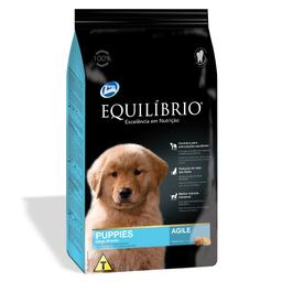 Ração Equilíbrio Filhotes de Raças Grandes Para Cães (15kg)