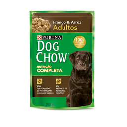 Dog Chow Ps Adultos Frango E Arroz 15X100G