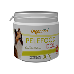 Pele Food Organnact (300g)