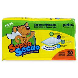 Super Secão Tapete Higiênico para Cachorro (30 Unidades)