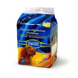Tapete Higiênico Chalesco Premium para Cães (30 unidades)