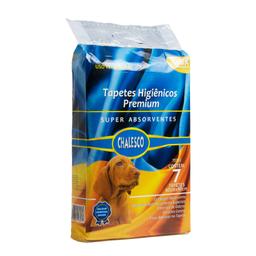 Tapete Higiênico Chalesco Premium para Cães (7 unidades)