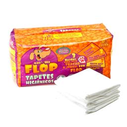 Tapete Higiênico Petix Flip Flop para Cães (30 Unidades)