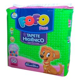 Tapete Higiênico Fofo Pads (50 unidades)
