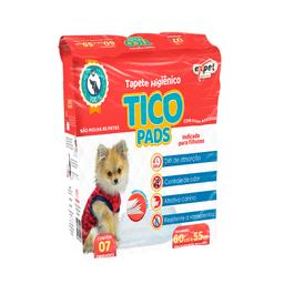 Tapete Higiênico Expet para Cães Tico Pads (7un)