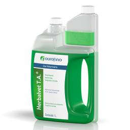 Herbalvet Desinfetante Ourofino T.A (1 unidade)