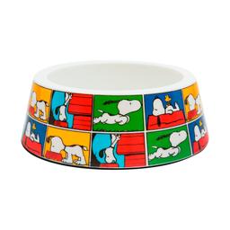 Comedouro Zooz Pets Melamina Snoopy Quadrinho para Cães