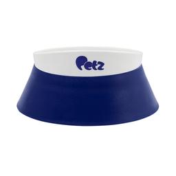 Comedouro Petz para Cães Azul (Tamanho M)