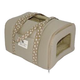 Bolsa de Transporte Bonito Pra Cachorro para Cães Patinhas