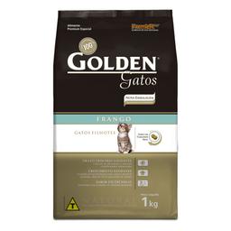 Ração Golden Gatos Filhotes Sabor Frango (1Kg)