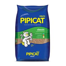 Areia Higiênica Pipicat Classic para Gatos (4kg)