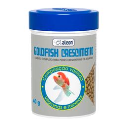Alimento Alcon Goldfish Crescimento (40g)