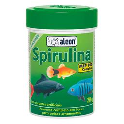 Alimento Alcon Spirulina (20g)