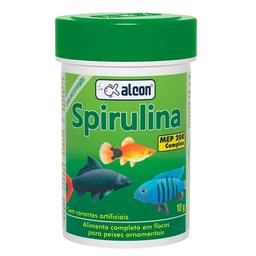 Alimento Alcon Spirulina (10g)