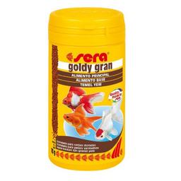 Ração Sera Goldy Gran para Peixes (30g)